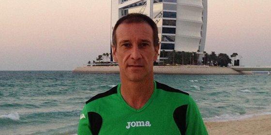 Alfonso critica el cese de Pepe Mel en Twitter