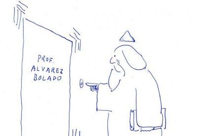 Homenaje en memoria del P. Alfonso Álvarez Bolado