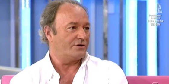 """La surrealista llamada de un 'alterado' Amador Mohedano a 'Sálvame': """"¡Estafador, sinvergüenza!"""""""