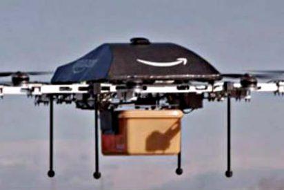 Amazon repartira sus paquetes con drones que entregarán el pedido en 30 minutos