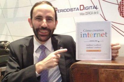 [VÍDEO ENTREVISTA] Andreu Veà, el español que puso un millón de euros de su bolsillo para contar cómo se creó Internet