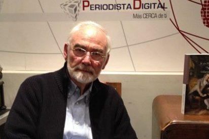 """Juan Pedro Aparicio: """"En España hay ahora muy buenos escritores de bestsellers, pero siempre prestamos más atención a lo de fuera que a lo de dentro"""""""