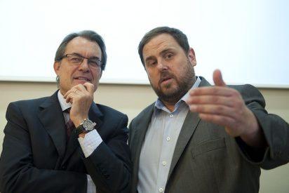 ¿Alguien ha contado las veces que CiU y ERC dijeron que Cataluña estaría dentro de la UE?