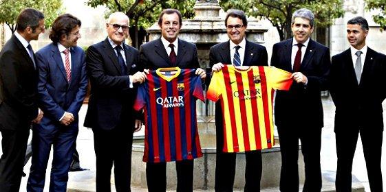 El plan secreto del independentista Artur Mas para que Barça y Espanyol sigan en la Liga española