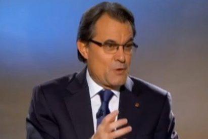 """La chulería de Mas con Rajoy: """"No me asusta la suspensión de la autonomía"""""""