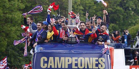 ¡Eligen al Atlético como el segundo mejor equipo!