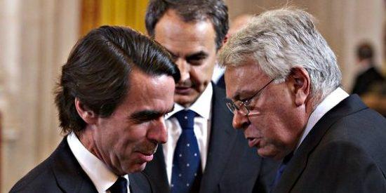Aznar, González, Salgado, Solbes, Acebes...: La turbia relación entre los políticos y las eléctricas