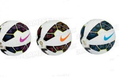 El balón de la Liga para 2014/2015
