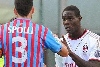 "Balotelli: ""Me llamó negro de mierda"""