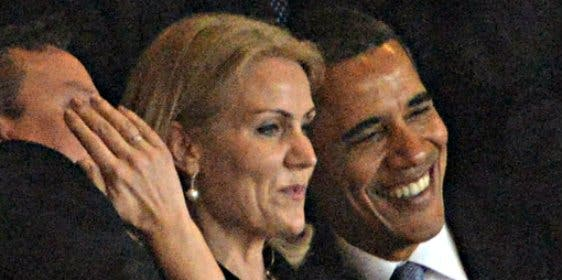 ¿Quién es en realidad la rubia fatal que puso de los nervios a Michelle Obama?