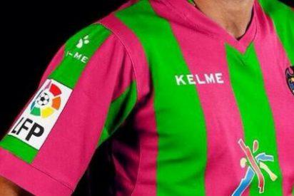La nueva camiseta del Levante, toda una revolución