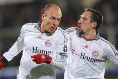 Guardiola pierde a Robben