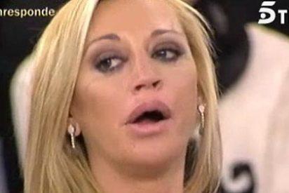 """Belén Esteban vuelve a las andadas y amenaza con irse de T5: """"No quiero hacer el ridículo"""""""