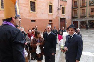"""Boda """"sumisa"""" ante el Arzobispado de Granada"""