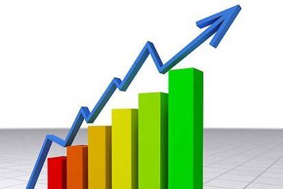 La Bolsa española llega embalada a 2014 con una subida anual del 21%