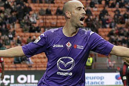 Borja Valero deslumbra en Italia