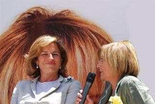 Crujen a María Teresa Campos con 60.000 euros por especular con 'los cuernos' de Aznar y Ana Botella