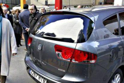 Ana Botella estrena coche oficial: del Audi A8 al Seat Altea