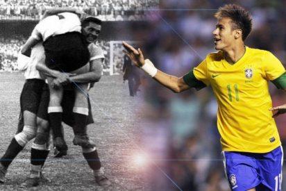 Brasil 1950 - Brasil 2014: 64 años de distancia y muchas diferencias