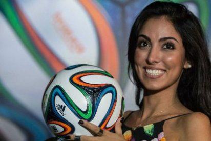 Brasil presenta a 'Brazuca', el balón oficial del Mundial de Fútbol 2014