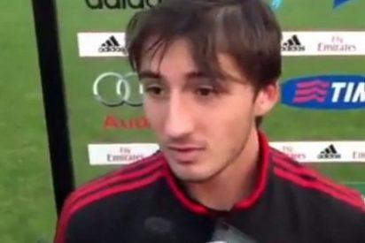 El Atlético le echa el ojo a la perla del Milan