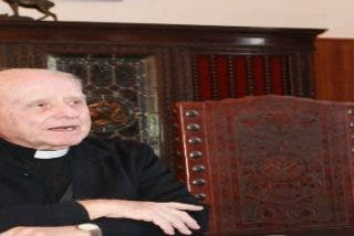 """Monseñor Ramón Buxarrais: """"Las fronteras son las cicatrices de la humanidad, no deberían existir"""""""