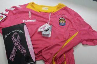 Así será la nueva camiseta de Las Palmas