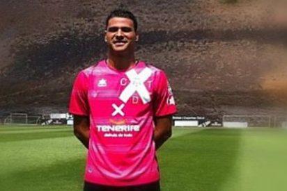 Así será la nueva camiseta del Tenerife