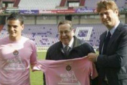 Así será la nueva camiseta del Valladolid