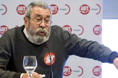 """Ely del Valle, sobre las corruptelas de UGT: """"El futuro de los sindicatos se vislumbra más negro que el guardarropa de Raphael"""""""