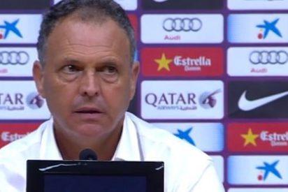 Caparrós quiere que la Liga sea del Atlético