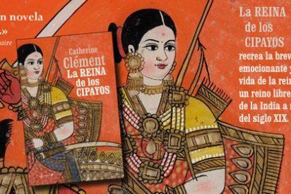 Catherine Clément recrea la breve, pero emocionante, vida de la reina de Jhansi