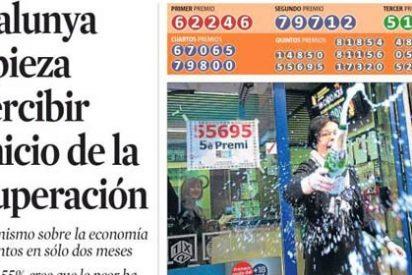 Los catalanes ya notan la recuperación, ¡alegrémonos todos!