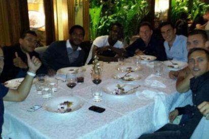 Así fue la cena de Navidad del Granada