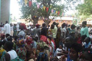Mis héroes de las parroquias de Bangui
