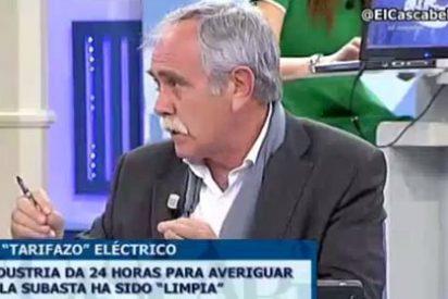 """Chani Pérez Henares se enfrenta al presidente de la patronal eléctrica en 13TV: """"España odia a los banqueros y a ustedes"""""""
