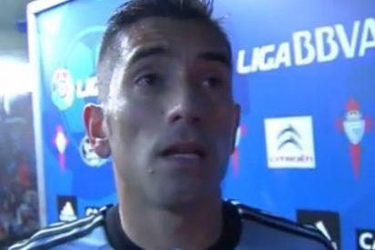 Charles desea éxitos al Almería