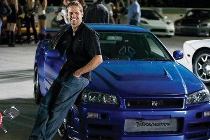 Puede hacerse con el coche favorito de Paul Walker si tiene a mano un millón de euros