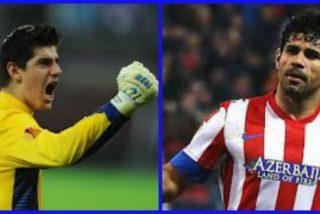 Mourinho ofrece a Courtois a cambio de Diego Costa