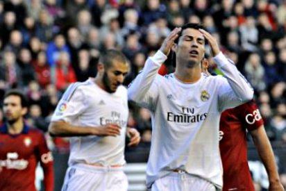 El árbitro Clos Gómez birló un penalti claro al Real Madrid