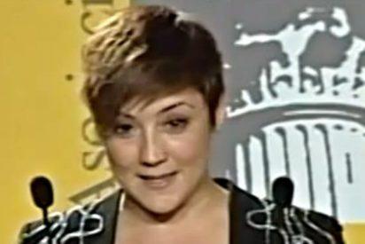 Genial: El monólogo de Cristina Pardo en la cena de periodistas parlamentarios