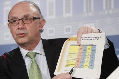 El déficit del Estado español supera en noviembre el objetivo para todo el año