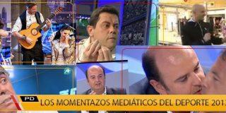 Momentazos mediáticos del deporte 2013