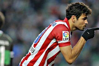 El Atlético de Simeone firma ya mejores números que el Barça de Tata Martino