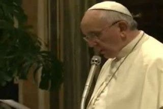 """Papa: """"Los católicos en política deben ser coherentes con el Evangelio"""""""