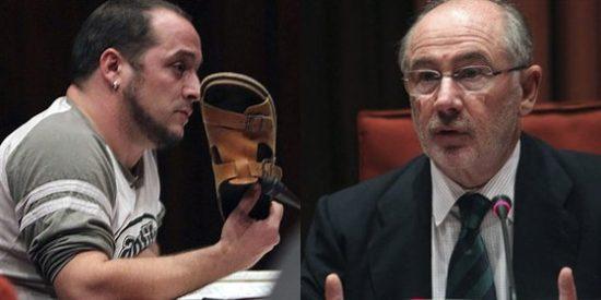 Los abuelos del diputado separatista catalán que amenazó a Rato son de León