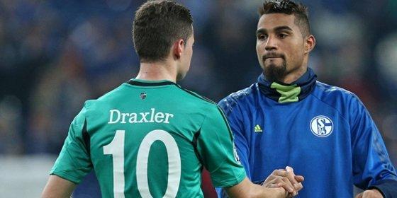 El Arsenal se adelanta por Draxler