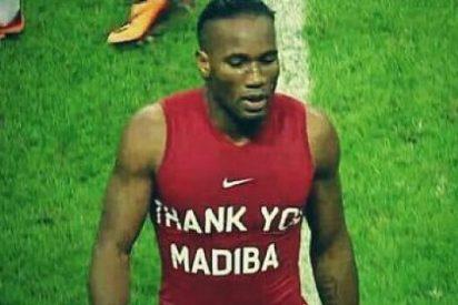Sancionados por homenajear a Mandela