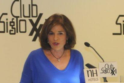 Ana Botella en el Club Siglo XXI: una ocasión perdida