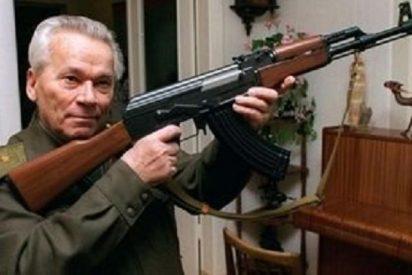 Muere el inventor del fusil Kaláshnikov, el arma más usada del mundo